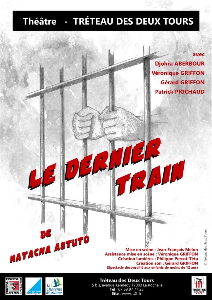 Affiche : Le Dernier Train